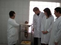 Занятия со студентами Сочинского отделения РУДН